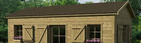 Tegola americana BARDOLINE rectangular marrón