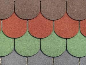 Gama colores tegola americana BARDOLINE oval