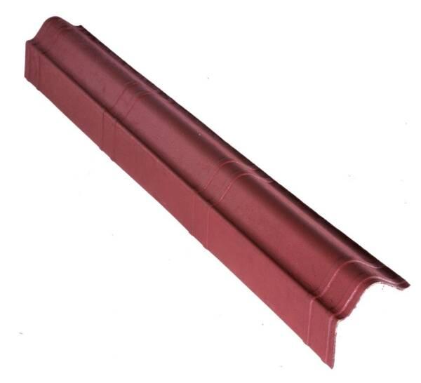 Remate Lateral ONDUVILLA Rojo