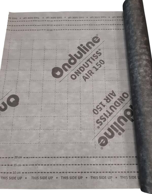 Rollo Lámina Impermeable Transpirable ONDUTISS AIR 150 frente