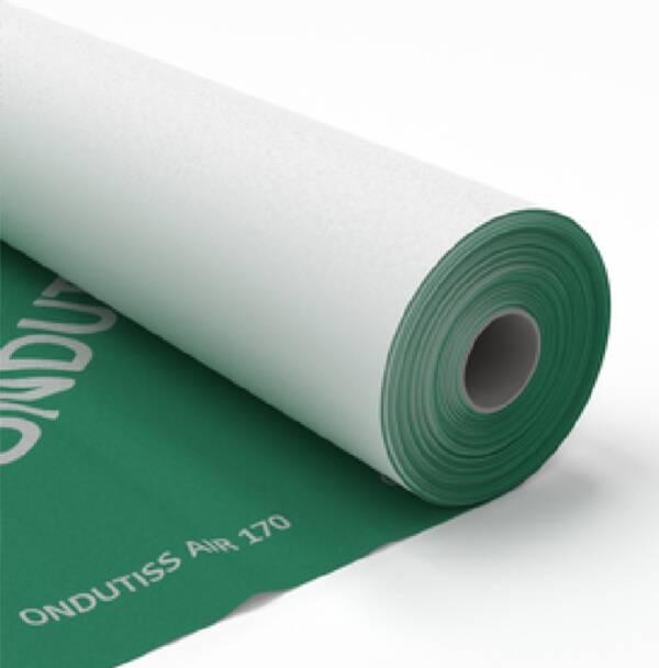 Rollo lámina impermeable transpirable Ondutiss AIR 170