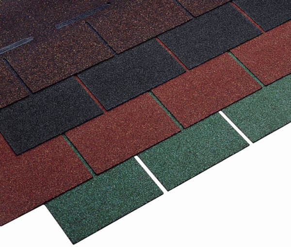 Gama colores tegola americana BARDOLINE rectangular