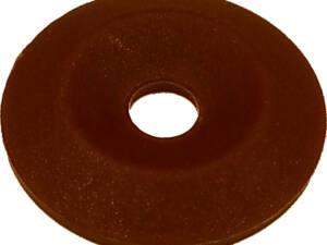 Arandela PVC Onduline para estanqueidad en fijación de placa asfáltica bajo teja