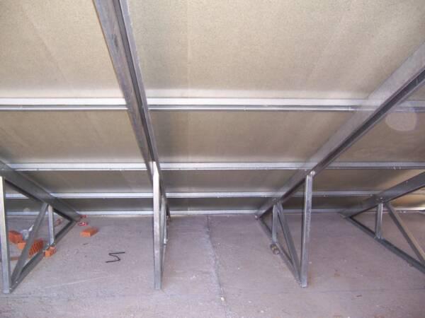 Tornillo Autorroscante: Fijación Panel Sándwich en Estructura Metálica 7